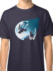 Meteor Over Midgar Classic T-Shirt