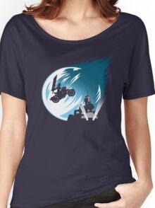 Meteor Over Midgar Women's Relaxed Fit T-Shirt