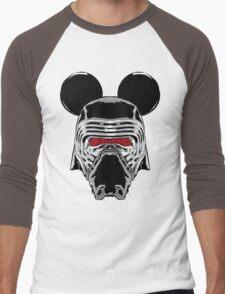 Kylo Mouse Men's Baseball ¾ T-Shirt
