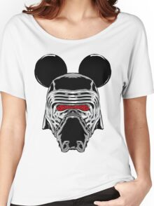 Kylo Mouse Women's Relaxed Fit T-Shirt