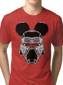 Kylo Mouse Tri-blend T-Shirt