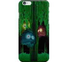 The Three Splotches iPhone Case/Skin