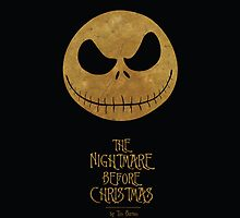 The Nightmare Before Christmas by rivitt