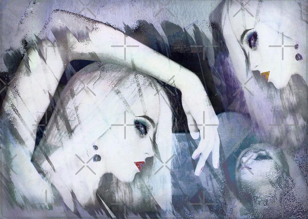 Ghostly Beauties by CarolM