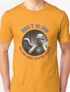 The Weeping Angel Tee  Unisex T-Shirt