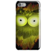 Green Splotchy iPhone Case/Skin