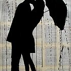 rainy day romantics  by Loui  Jover