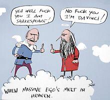 get off my cloud by Loui  Jover