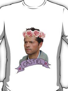 Hipster Castiel T-Shirt