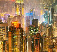 Hong Kong I by Neville Jones