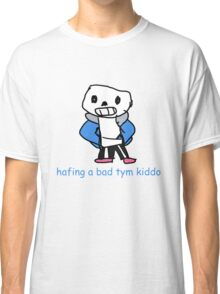 Sans the Skeleton Classic T-Shirt