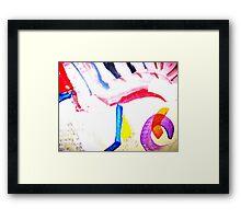 Winged Sandals of Hermes Framed Print