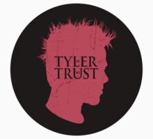 In Tyler we Trust - sticker by R-evolution GFX