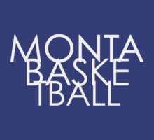 Monta Basketball by mlnw