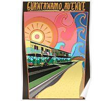 Guantanamo Avenue Poster
