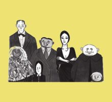 The Addams family by poppys
