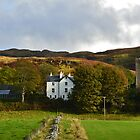 Kilmartin Manse by Ian Mac