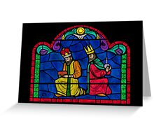 Tidings of Comfort and Jealousy Greeting Card