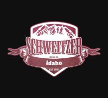 Schweitzer Idaho Ski Resort by CarbonClothing