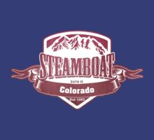 Steamboat Colorado Ski Resort by CarbonClothing