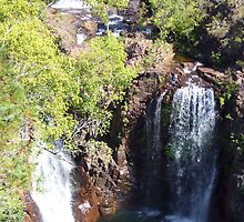 Florence Falls, Litchfield Park, NT by Wendy Sinclair