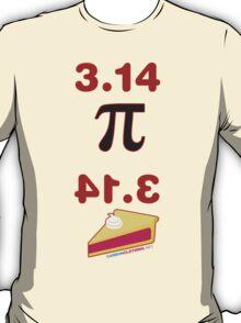 3.14 = Pie T-Shirt