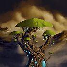 The Great Portal Tree by Lloyd Harvey