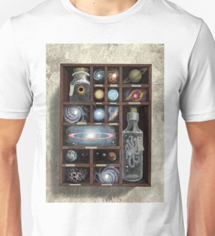 Cosmic Curios Unisex T-Shirt
