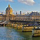 PONT  DES  ARTS by Raoul Madden