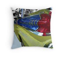 Mercury County Cruiser Throw Pillow