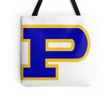 Dillon Panthers Logo Tote Bag