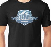Stowe Vermont Ski Resort Unisex T-Shirt