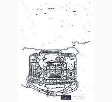 LINE camera 11 : ACTIONSAMPLER FLASH by Lomography Camera T-Shirt