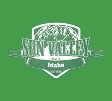 Sun Valley Idaho Ski Resort by CarbonClothing