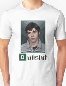 This is Bullshit. White Version. Unisex T-Shirt