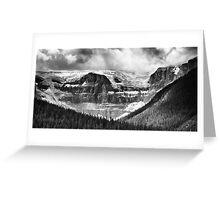 Stutfield Glacier Greeting Card