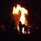 Fire Dragon by Mark Batten-O'Donohoe