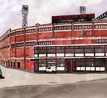 Manchester United - Old Trafford  by sidfox