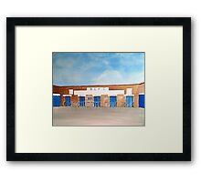 Birmingham City - St. Andrews Framed Print