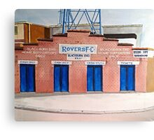 Blackburn Rovers - Ewood Park Canvas Print