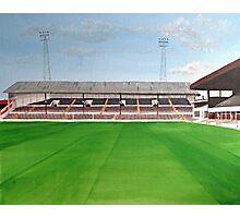 Stoke City - Victoria Ground Photographic Print