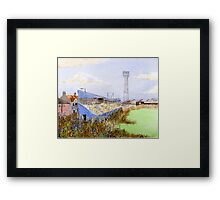 Wimbledon - Plough Lane Framed Print