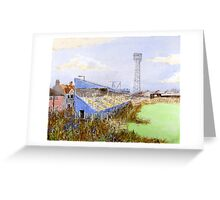 Wimbledon - Plough Lane Greeting Card