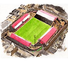 Middlesbrough - Ayresome Park Photographic Print