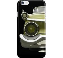 Back (green) iPhone Case/Skin
