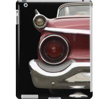 Back (red) iPad Case/Skin