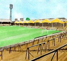 Wolverhampton Wanderers - Molineux by sidfox