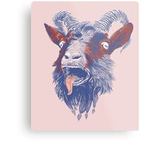 Rock Goat Metal Print