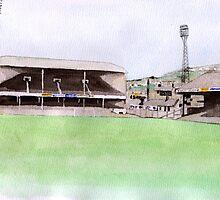 Swansea City - Vetch Field by sidfox