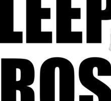 EAT SLEEP CROSSFIT Sticker